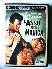 Dvd L'Asso nella manica (Cineclub Mistery) di Billy Wilder 1951 Nuovo