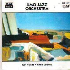 jazz cd UMO JAZZ ORCHESTRA KARI HEINILÄ KIRMO LINTINEN