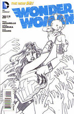 WONDER WOMAN #20 - New 52 - VARIANT COVER