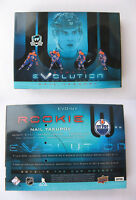 2013-14 UD The Cup RE-NY Nail Yakupov rookie evolution video card Rc rookie RARE