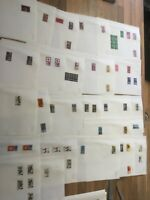 GB  Commemorative Stamps 50 leaves #m lot 2