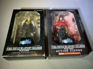 Final Fantasy VII 7 Advent Children Action Figure Sephiroth Vincnet