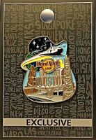 Hard Rock Cafe Houston Texas Core City Icon Pin 2017 HRC TX LE New # 95830