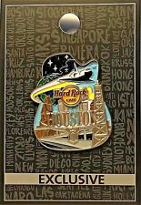 Hard Rock Cafe Houston Texas Core City Icon Pin 2017 HRC TX LE New # 95830