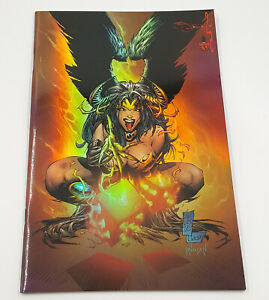 1999 The Darkness Issue #25 First Printing Holo Image Graphic Novel Comic Book