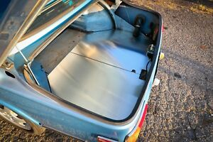 BMW 2002 Trunk Floor Panel Aluminum Support E10 tii ti