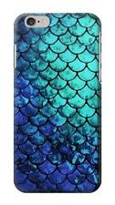 Green Mermaid Fish Scale Printed Glossy Phone Case for iPhone 6/iPhone 6s