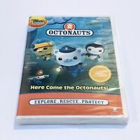 Octonauts: Here Come the Octonauts (DVD, 2013) Ready To Be Enjoyed🍿
