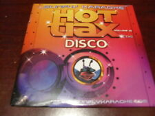 SUNFLY HOT TRAX KARAOKE DISC SFHT10 VOLUME 10 DISCO CD+G SEALED 15 TRACKS