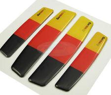 Germany flag Badge AR DOOR BUMPER STRIP Decal Emblem Sticker For BMW MINI