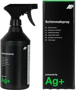 Ag+ Schimmelspray/Schimmelentferner, chlorfrei, Aktivsauerstoff (600 mL / 2,5 L)