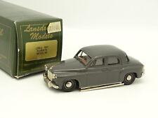 Lansdowne Models 1/43 - Rover P4 Model 90 1957
