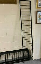 Black Ladderax Lean Ladders 2m Great Condition Delivery Available