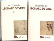 #110892 Léonard de Vinci, Les carnets de Léonard de Vinci