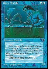 2x River Merfolk MTG MAGIC FE Fallen Empires Eng