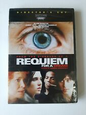 Requiem for a Dream (Dvd, 2001, Widescreen, Director's Cut) New Sealed