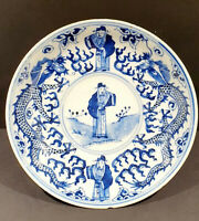 Plate Porcelain Guangxu (1875-1908) Late 19th China Qing Dynasty