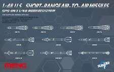 Meng SPS-043 1/48 US Short range Air to Air Missiles Set