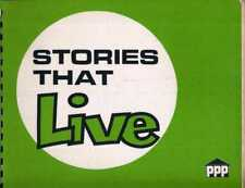 Stories that live: 6 Bible stories for God's little people by Enns, Peter