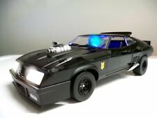 FALCON XB V8 INTERCEPTOR MAD MAX 1/18 Working Police led Lights The Road Warrior