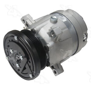 A/C  Compressor And Clutch- New   Four Seasons   58274