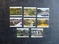 2014 PORTUGAL PARKS AND GARDENS SET 8  MINT STAMPS MNH