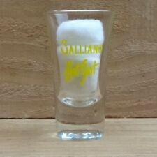 "GALLIANO - HOT SHOT - ITALY ""Shot Glass - Tall"" orig."