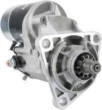 ISUZU Industriale 24 Volt STARTER MOTOR 6BF1 6BG1 6BD1T 6BB1