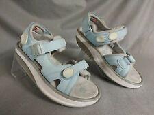 MBT Kisumu Womens Blue Strap Comfort Sport Sandals Size UK 7 Eu 41