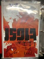 Isola #1 1st Print Signed by Kerschl & Fletcher COA NM!!