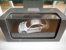 Auto Art Mercedes CLK DTM #42 in White on 1:43 in Box