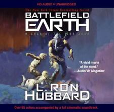 Battlefield Earth : A Saga of the Year 3000 by L. Ron Hubbard (2016, Compact Disc, Unabridged edition)