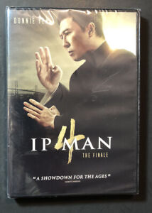 IP Man 4 [ The Finale ] (DVD) NEW