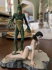 Universal Monsters The Creature From The Black Lagoon Select Action Figure LOOSE
