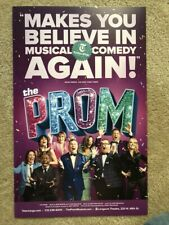 The Prom - Broadway Window Card - Beth Leavel - Gay Interest