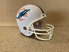 Miami Dolphins NFL 2018 NFL Stadium Ice Cream Helmet with Liner, Pre-Owned
