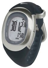 NIKE IMARA Ladies HEART RATE MONITOR Running Watch with Chest Strap, Black NEW