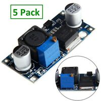 5X DC-DC 3A Buck Converter Adjustable Step-Down Power Supply Module LM2596S NEW