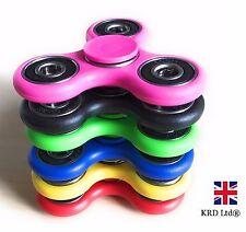 EDC Hand Focus 3D FIDGET TRI SPINNER Ceramic Bearing Gift Relieves Stress Toys