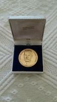 Medal Fritz Aichele 1866-1954 Ehrenpreis Der Fritz Aichele Stiftung