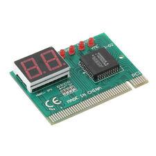 PC PCI Tarjeta de 2 dígitos de Diagnóstico Motherboard Analizador Probador Checker yn Post