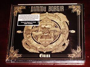 Dimmu Borgir: Eonian CD 2018 Nuclear Blast Records USA NB 3731-0 Digipak NEW