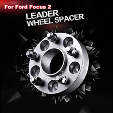 For Ford Focus 2 Wheel Spacers Wheel Adapters 5x108 mm Center Bore 63.4 mm 2pcs