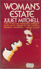 Woman's Estate - 1973 PB - Juliet Mitchell - Feminism Women's Studies