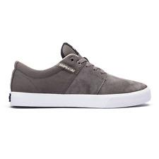 half off 9159e c530d Supra Stacks Vulc II Shoes in Morel White - Men s 7 8 8.5 9.5 10.5