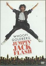 Jumpin' Jack Flash (1986) DVD
