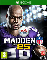 Madden NFL 25 (American Football 1989 - 2014) Xbox One Electronic Arts
