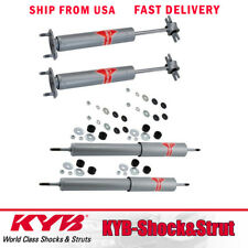 KYB Shock Absorber and Strut Assemblies Set of 4 Front & Rear SET-KYKG5517-C