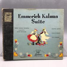 Vintage Emmerich Kalman Suite Record 45 RPM Vinyl Album