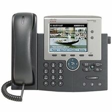 NEW! Cisco 7945G Two Line Color Display IP Phone, CP-7945G